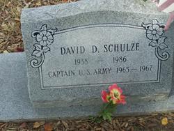 David D Schulze