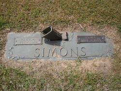 Rev Albert Annias Simons