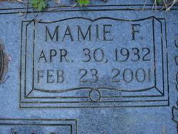 Mamie Frances <i>Ramsey</i> Bohanan