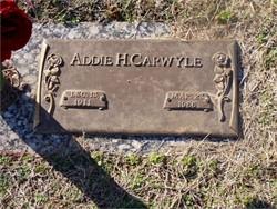Locky Adaline Addie <i>Harrison</i> Carwyle