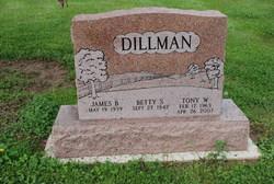 Tony W Dillman