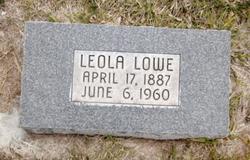 Leola <i>Bixler</i> Lowe