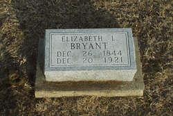 Elizabeth <i>Abernathy</i> Bryant