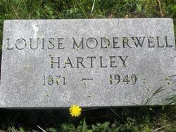 Louise <i>Moderwell</i> Hartley