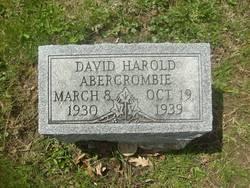 David Harold Abercrombie