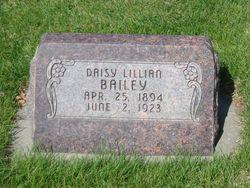 Daisy Lillian Bailey