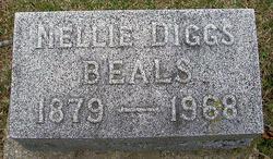 Nellie E. <i>Diggs</i> Beals