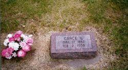 Grace V. <i>Holt</i> Carnes