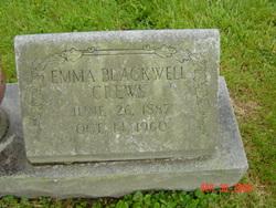 Emma <i>Blackwell</i> Crews