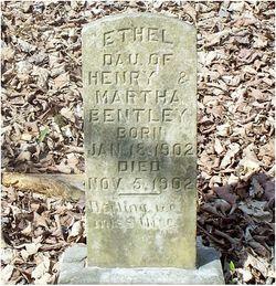 Ethel Bentley