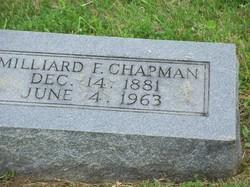 Milliard Franklin Chapman