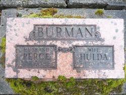 Hulda Burman
