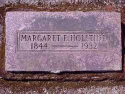 Margaret E <i>Isham</i> Holstine