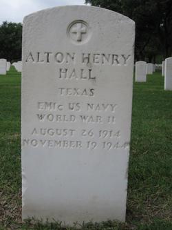 Alton Henry Hall