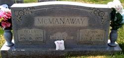 Della Mae <i>Sandefur</i> McManaway