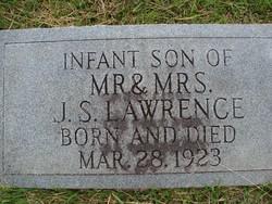 Infant Lawrence