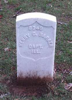 Capt Henry C. Barker