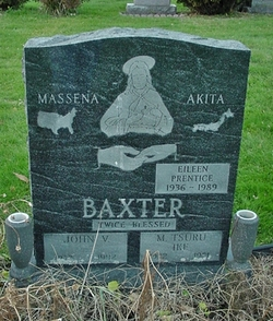 Eileen <i>Prentice</i> Baxter