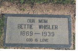 Bettie <i>Williams</i> Doxey-Whisler