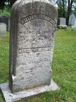 Agnes <i>McMichael</i> Broadfoot