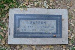 F Ray Barron
