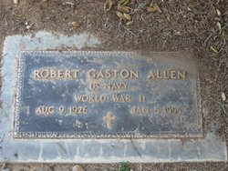 Robert Gaston Allen