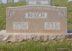 Ruth <i>M</i> Beech