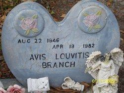 Avis Louvitis <i>Morgan</i> Branch