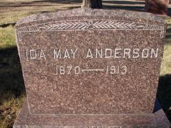 Ida May <i>McNeece</i> Anderson