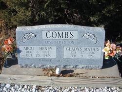 Arcu Henry Combs