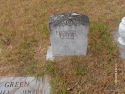 Flossie C. <i>Green</i> Byrd