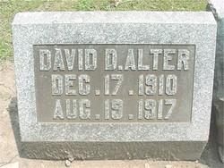David D. Alter