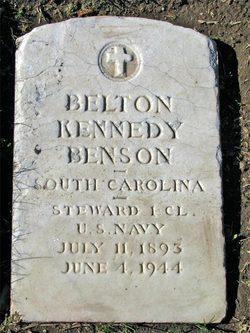 Belton Kennedy Benson