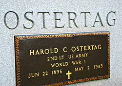 Harold Charles Ostertag