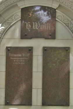 Hermann Wolff