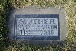 Mary Sariah <i>King</i> Barton