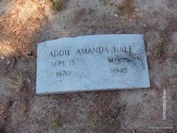 Addie Amanda <i>Paxson</i> Hale