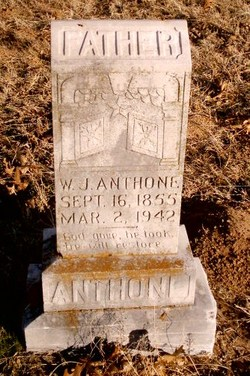 W. J. Anthone