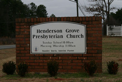 Henderson Grove Presbyterian Church