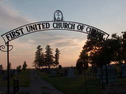 First United Church of Christ Cemetery