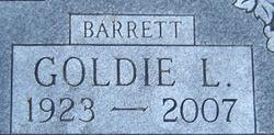 Goldie Lillian <i>Barrett</i> Peck