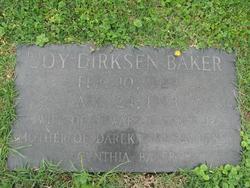 Danice Joy <i>Dirksen</i> Baker