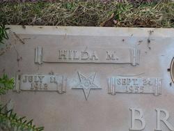 Hilda M Briggs