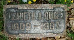 Elizabeth A <i>Nabb</i> Quigley