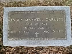 Angus Maxwell Garrett