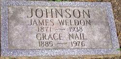 Grace <i>Nail</i> Johnson