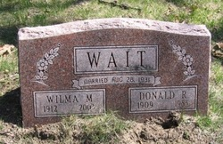 Wilma M. Wait