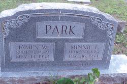 Minnie Lee <i>Mobley</i> Park