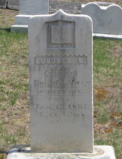 Augusta W Boynton