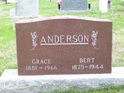 Grace <i>Thompson</i> Anderson